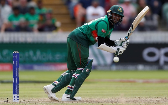 Shakib's record in World Cup