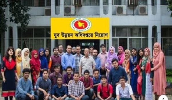 Department Of Youth Development Job Circular 2019 dyd.gov.bd